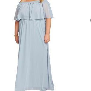 Show Me Your Mumu Hacienda Off The Shoulder Dress